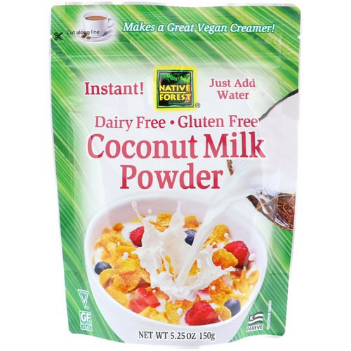Edward & Sons, Coconut Milk Powder, 5.25 oz (150 g) فوائد
