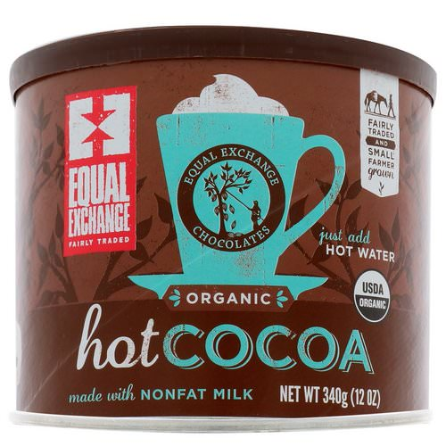 Equal Exchange, Organic Hot Cocoa, 12 oz (340 g) فوائد