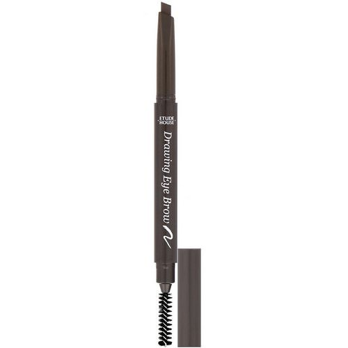 Etude House, Drawing Eye Brow, Brown #03, 1 Pencil فوائد