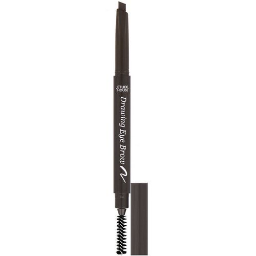 Etude House, Drawing Eye Brow, Gray Brown #02, 1 Pencil فوائد