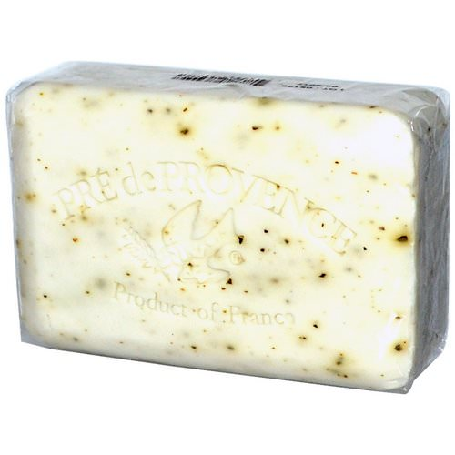 European Soaps, Pre de Provence, Bar Soap, White Gardenia, 8.8 oz (250 g) فوائد