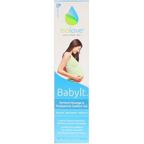 Fairhaven Health, BabyIt, Perineal Massage and Postpartum Comfort Gel, 4.5 oz (127 g) فوائد