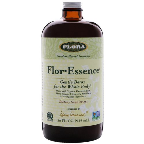 Flora, Flor • Essence, 32 fl oz (946 ml) فوائد
