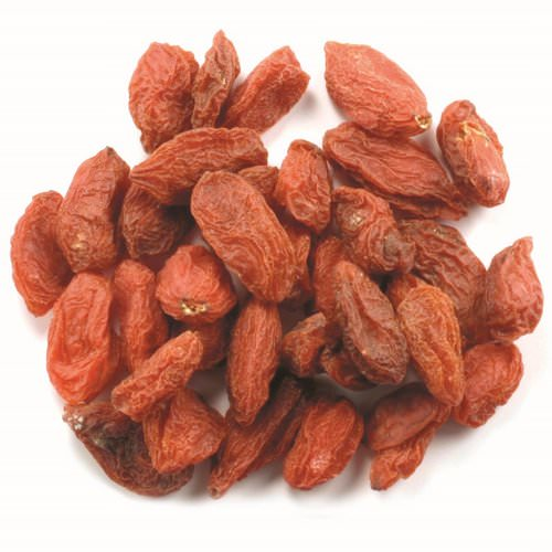 Frontier Natural Products, Whole Goji (Lycii) Berries, 16 oz (453 g) فوائد