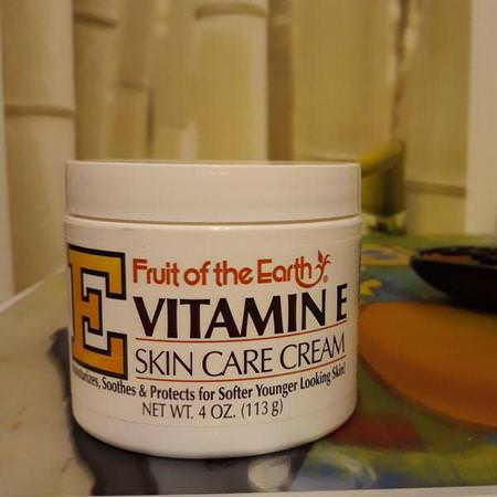 Fruit of the Earth Lotion Vitamin E Oils