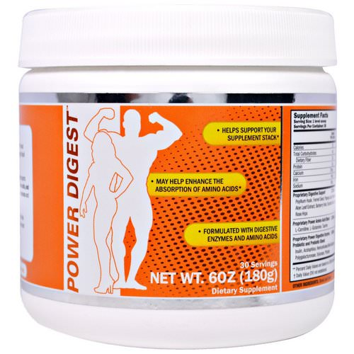 Health Plus, Power Digest, 6 oz (180 g) فوائد
