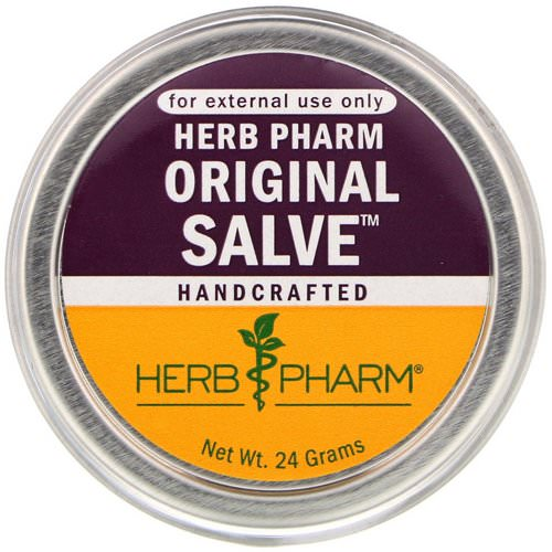 Herb Pharm, Original Salve, 24 g فوائد