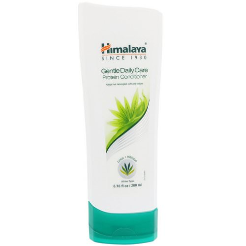 Himalaya, Gentle Daily Care Protein Conditioner, All Hair Types, 6.76 fl oz (200 ml) فوائد