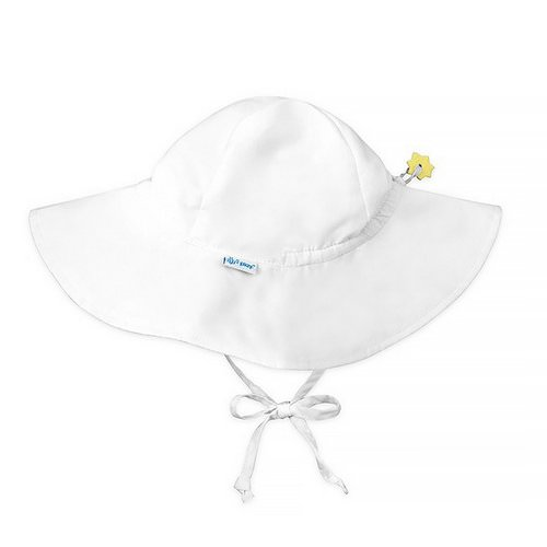 i play Inc, Sun Protection Hat, UPF 50+, White, 2-4 Years, 1 Hat فوائد