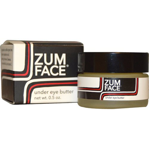 Indigo Wild, Zum Face, Under Eye Butter, 0.5 oz فوائد