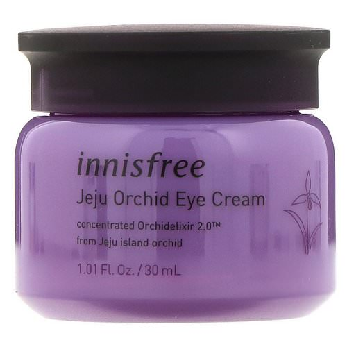 Innisfree, Jeju Orchid Eye Cream, 1.01 fl oz (30 ml) فوائد