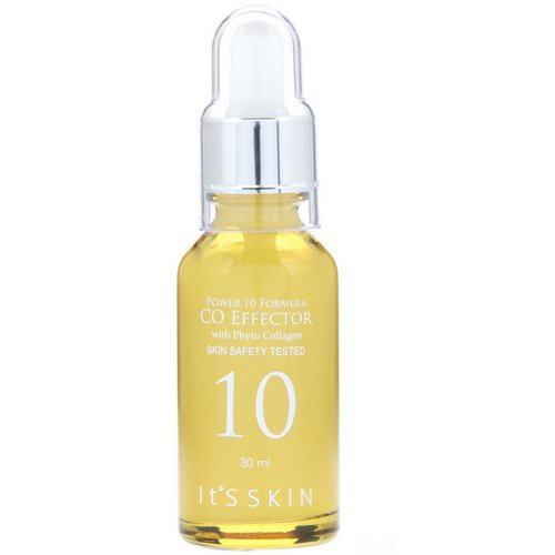 It's Skin, Power 10 Formula, CO Effector with Phyto Collagen, 30 ml فوائد
