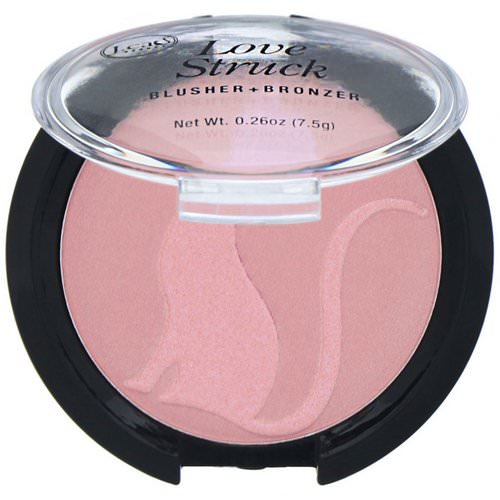 J.Cat Beauty, Love Struck, Blusher + Bronzer, LGP101 Sweet Pea Pink, 0.26 oz (7.5 g) فوائد