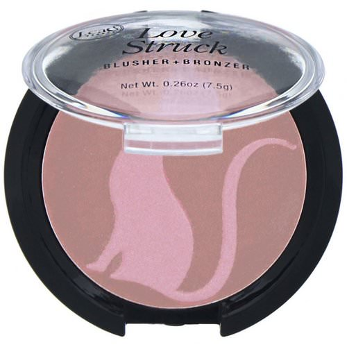 J.Cat Beauty, Love Struck, Blusher + Bronzer, LGP102 Honey Bunches, 0.26 oz (7.5 g) فوائد