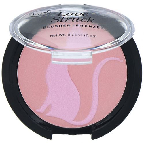 J.Cat Beauty, Love Struck, Blusher + Bronzer, LGP104 Angel Face, 0.26 oz (7.5 g) فوائد