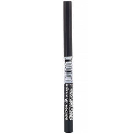 J.Cat Beauty, Roll It Up, Auto Eye Liner, RAE102 Bulk Black, 0.01 oz (0.3 g):كحل, عيون