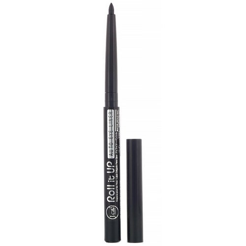 J.Cat Beauty, Roll It Up, Auto Eye Liner, RAE102 Bulk Black, 0.01 oz (0.3 g) فوائد