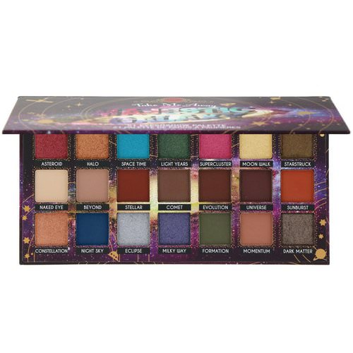 J.Cat Beauty, Take Me Away, Eyeshadow Palette, ESP302 Majestic Galaxy, 0.88 oz (25 g) فوائد