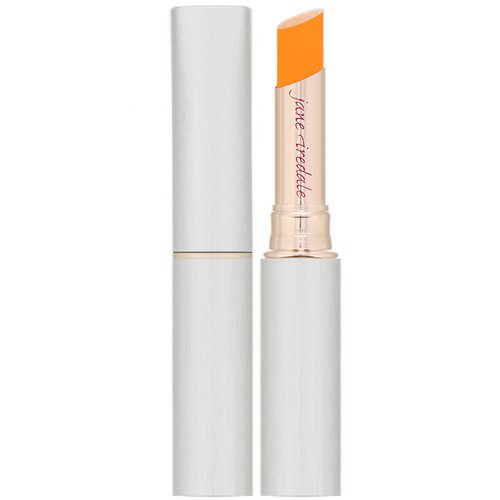Jane Iredale, Just Kissed, Lip And Cheek Stain, Forever Peach, .1 oz (3 g) فوائد