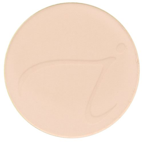 Jane Iredale, PurePressed Base, Mineral Foundation Refill, SPF 20 PA++, Light Beige, 0.35 oz (9.9 g) فوائد