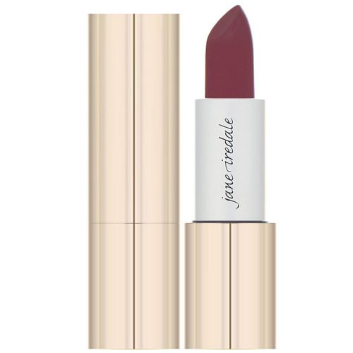 Jane Iredale, Triple Luxe, Long Lasting Naturally Moist Lipstick, Joanna, .12 oz (3.4 g) فوائد