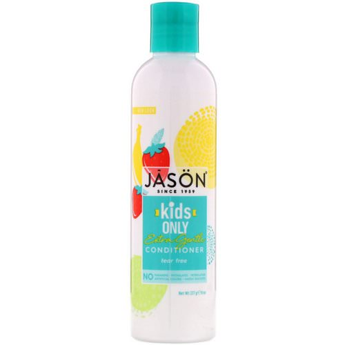 Jason Natural, Kids Only! Extra Gentle Conditioner, 8 oz (227 g) فوائد