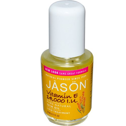 Jason Natural, Vitamin E, 14,000 IU, 1 fl oz (30 ml) فوائد