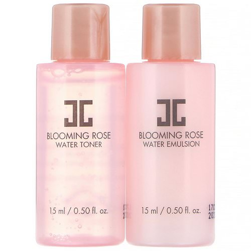 Jayjun Cosmetic, Blooming Rose Water Skin Care Kit, 1 fl oz (30 ml) فوائد