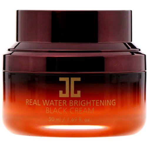 Jayjun Cosmetic, Real Water Brightening Black Cream, 1.69 fl oz (50 ml) فوائد