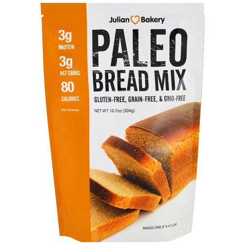 Julian Bakery, Paleo Bread Mix, 10.7 oz (304 g) فوائد