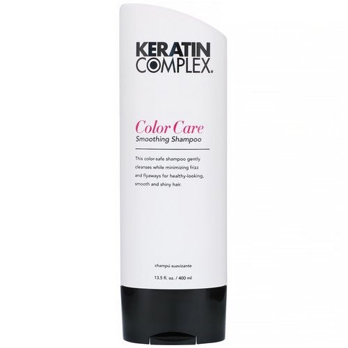 Keratin Complex, Color Care Smoothing Shampoo, 13.5 fl oz (400 ml) فوائد