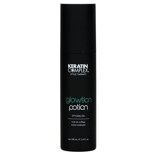Keratin Complex, PicturePerfect Hair, Bond Sealing Masque, 16 fl oz (473 ml) فوائد