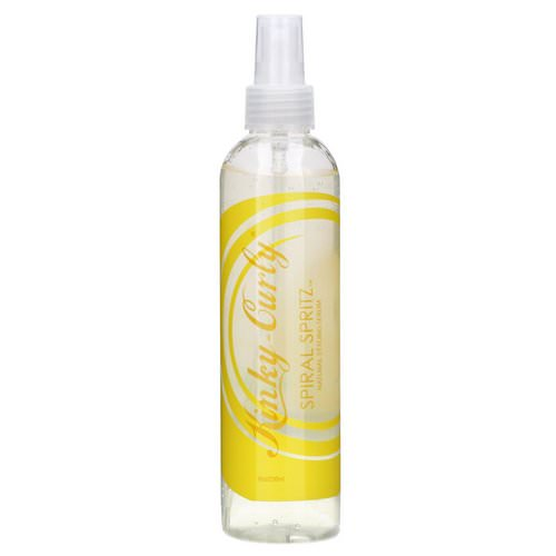 Kinky-Curly, Spiral Spritz, Natural Styling Serum, 8 oz (236 ml) فوائد