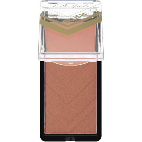 L.A. Girl, Just Blushing Powder, Just Radiant, 0.25 oz (7 g) فوائد