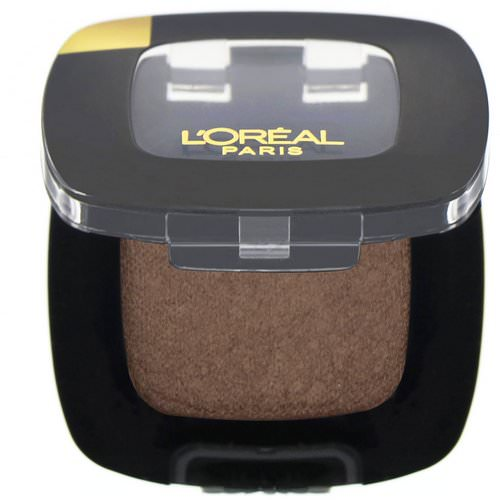 L'Oreal, Color Riche Eye Shadow, 204 Quartz Fume, .12 oz (3.5 g) فوائد