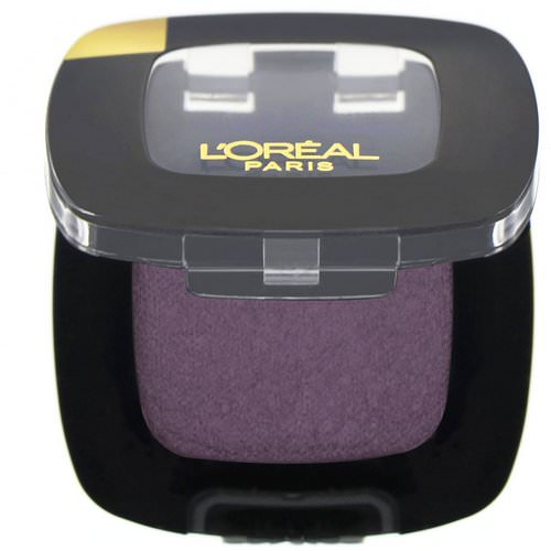 L'Oreal, Colour Riche Eye Shadow, 208 Violet Beaute, .12 oz (3.5 g) فوائد