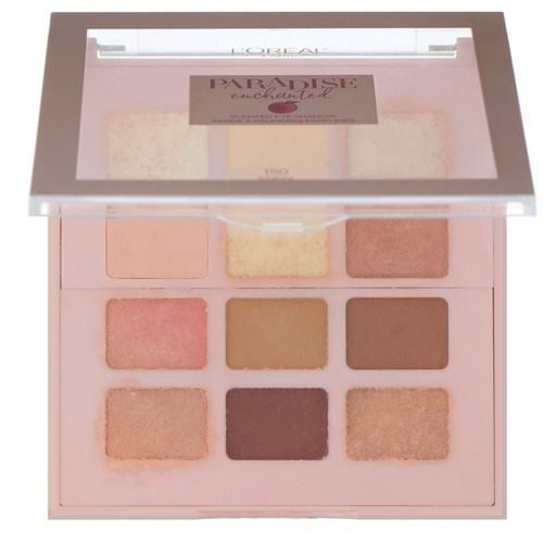 L'Oreal, Paradise Enchanted, 150 Scented Eye Shadow, 0.25 oz (7 g) فوائد