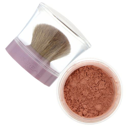 L'Oreal, True Match Naturale Mineral Blush, 492 Bare Honey, 0.15 oz (4.5 g) فوائد