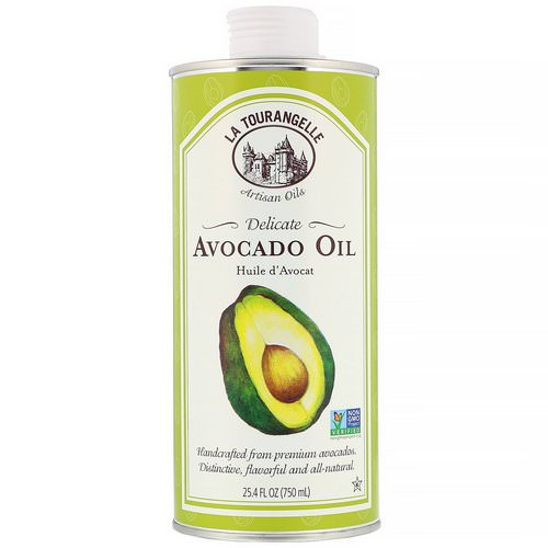 La Tourangelle, Avocado Oil, 25.4 fl oz (750 ml) فوائد