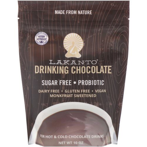 Lakanto, Drinking Chocolate Mix, 10 oz فوائد