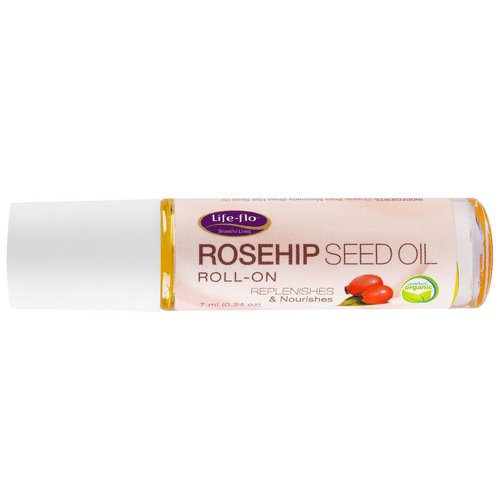 Life-flo, Rosehip Seed, Oil Roll-On, 7 ml (0.24 oz ) فوائد