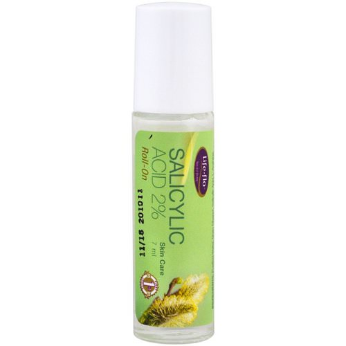 Life-flo, Salicylic Acid 2% Roll-On, 7 ml فوائد