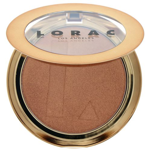 Lorac, Tantalizer, Buildable Bronzing Powder, Golden Girl, 0.29 oz (8.5 g) فوائد