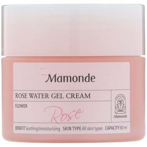 Mamonde, Rose Water Gel Cream, 80 ml فوائد