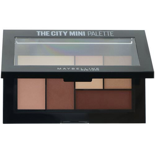 Maybelline, The City Mini Eyeshadow Palette, 480 Matte About Town, 0.14 oz فوائد