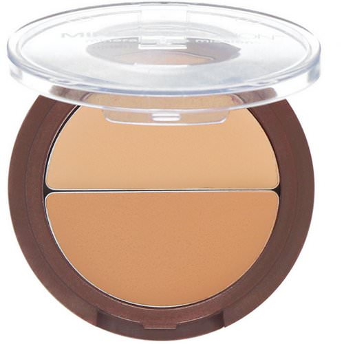 Mineral Fusion, Concealer Duo, Neutral, 0.11 oz (3.1 g) فوائد