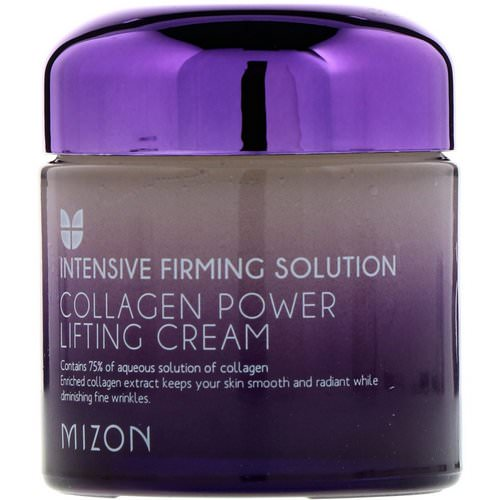 Mizon, Collagen Power Lifting Cream, 2.53 oz (75 ml) فوائد