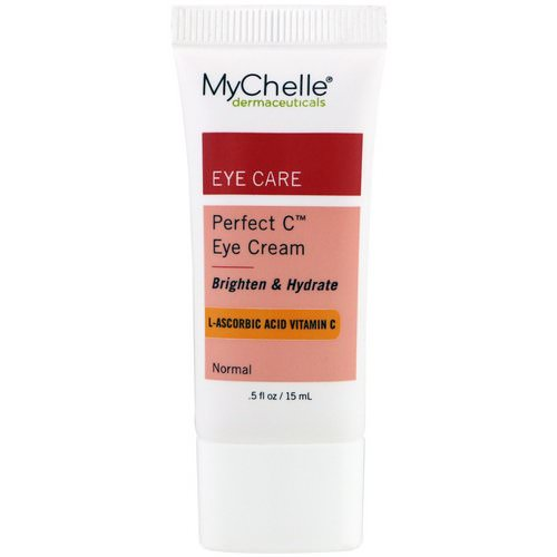 MyChelle Dermaceuticals, Perfect C Eye Cream, .5 fl oz (15 ml) فوائد