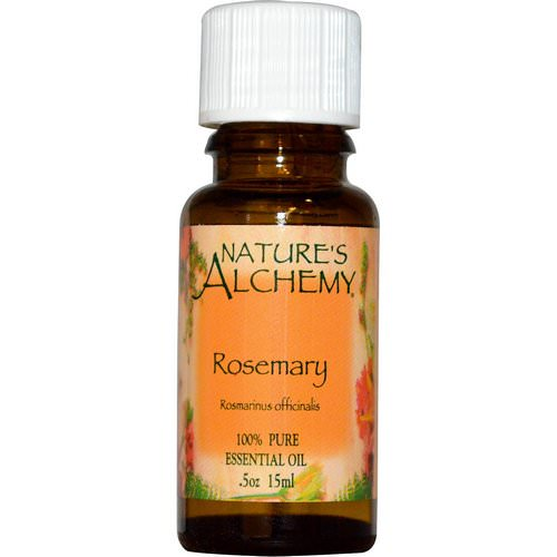 Nature's Alchemy, Essential Oil, Rosemary, 0.5 oz (15 ml) فوائد