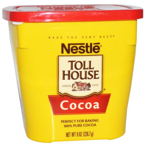 Nestle Toll House, Cocoa, 8 oz (226.7 g) فوائد
